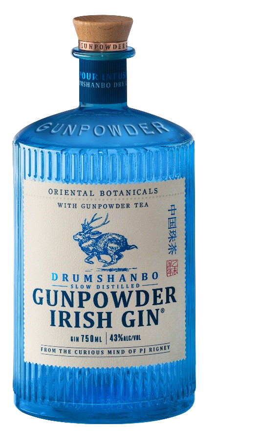 Gunpowder Bottle