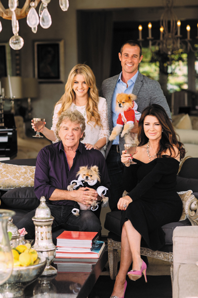 Vanderpump Family