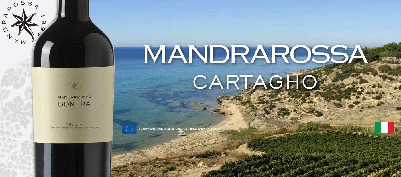 Mandrarossa Seaside Vineyards
