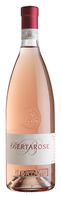 Bertani Bertarose Rosé bottle