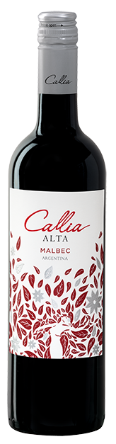 Callia Alta Malbec bottle