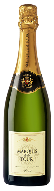 Marquis de la Tour Brut bottle