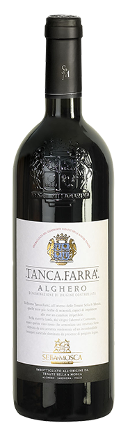 Sella & Mosca Tanca Farra bottle