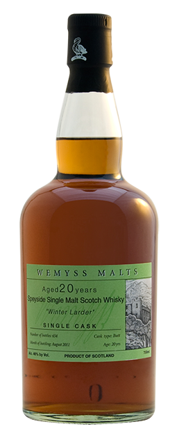 Wemyss Scotch Malts Winter Larder bottle