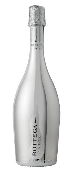 Bottega Platinum Moscato Bottle