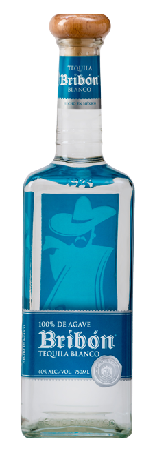 Tequila Bribon Bottle