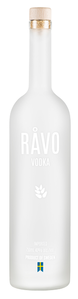 Ravo Vodka Bottle