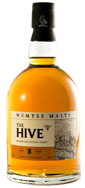 Wemyss 'The Hive' 8 Year Old Bottle