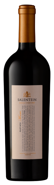 Salentein, Bodegas Single Vineyard Malbec bottle