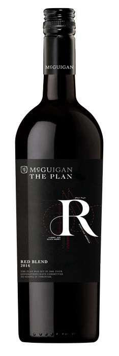 The Plan Red Blend