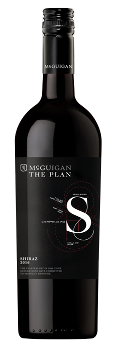 The Plan Shiraz