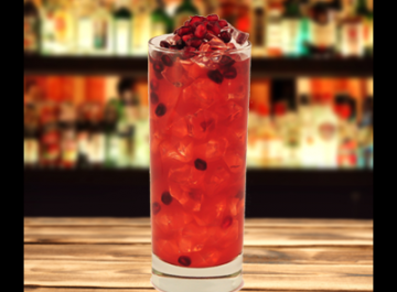 Pomegranate Smash