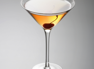 French Manhattan