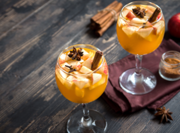 Apricot Toddy
