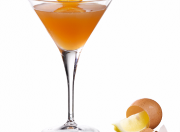 The Calvados Sour