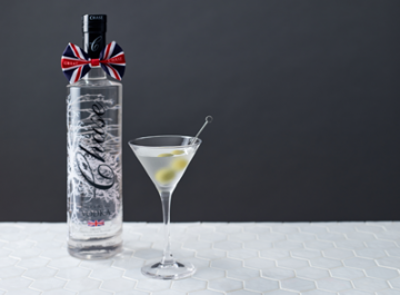 Chase Vodka Martini
