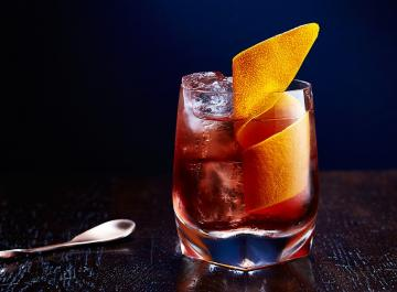 Darnley's View Spiced Negroni