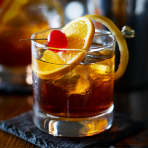 """Apple Old Fashioned"""