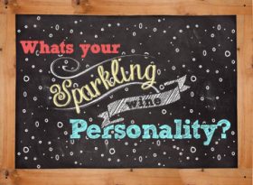 What's your sparkling wine personality?