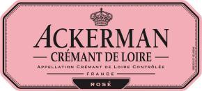 Crémant de Loire Sparkling Rose FT Label