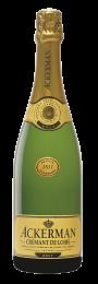 Crémant de Loire Sparkling Cuvée Blanc Bottle