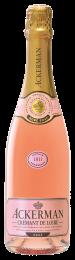 Crémant de Loire Sparkling Cuvée Rosé Brut Bottle