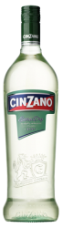 Cinzano Vermouth Extra Dry bottle