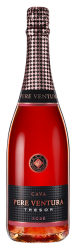 Pere Ventura Tresor Brut Rose bottle