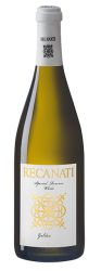 Recanati Special Reserve White 2010 bottle