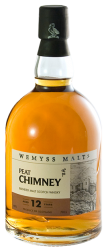 Wemyss Scotch Malts 'Peat Chimney' 1,2 Year Old bottle