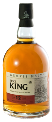 Wemyss Scotch Malts Spice King 12 Year Old bottle