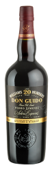 W & H Rare Aged Sherries Don Guido 20 YO PX bottle