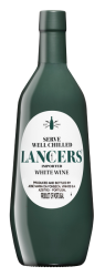 Lancers White bottle