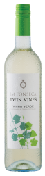 Twin Vines Vinho Verde DOC bottle