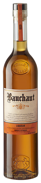 bauchant orange liqueur bottle