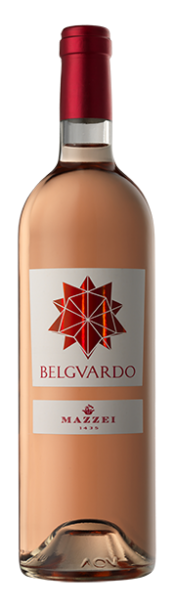 Belguardo Rose Bottle