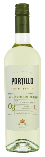 Portillo Sauvignon Blanc bottle