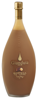 Bottega Liqueurs Gianduia - Chocolate & Hazelnut Liqueur  bottle