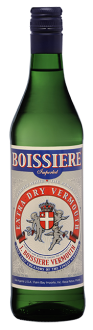Boissiere Vermouth Extra Dry Vermouth bottle