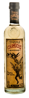Chamucos Tequila Reposado bottle