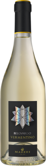 Mazzei Vermentino bottle