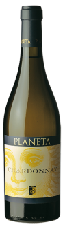 Planeta Chardonnay bottle
