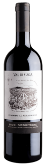 Val di Suga Poggio Al Granchio Brunello DOCG bottle