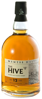 Wemyss Scotch Malts 'The Hive' 12 Year Old bottle