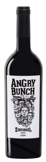 Angry Bunch Zinfandel Bottle