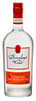 Darnley's View Spiced Gin Bottle