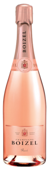 Boizel Rosé Bottle